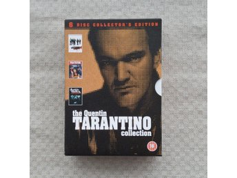 Quentin Tarantino Collection - 3 filmer - 2 disc Edition
