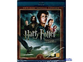 HARRY POTTER AND THE PRISONER OF AZKABAN YEAR 3 SPECIAL EDITION BLU-RAY