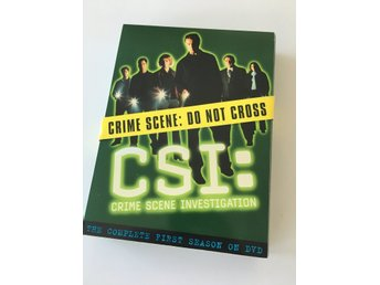 CSI - Season 1 - DVD