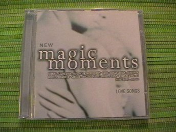 NEW MAGIC MOMENTS    SHAKIRA  AEROSMITH  BRUCE SPRINGSTEEN   MFL