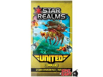 Star Realms United Command Expansion Pack