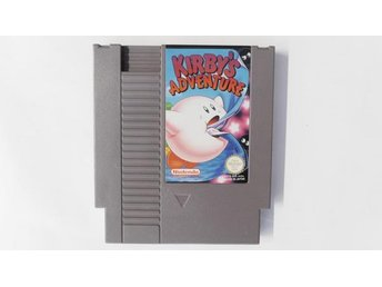 Kirby's Adventure - Nintendo NES - PAL (EU) - Helsinki - Kirby's Adventure - Nintendo NES - PAL (EU) - Helsinki