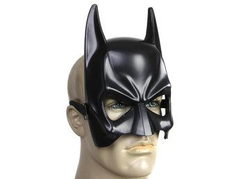 Batman Mask Maskerad