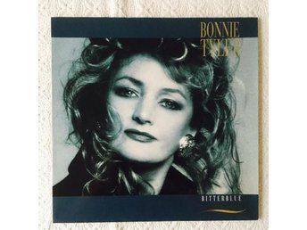 Bonnie Tyler Bitterblue 1991 Mint C LP