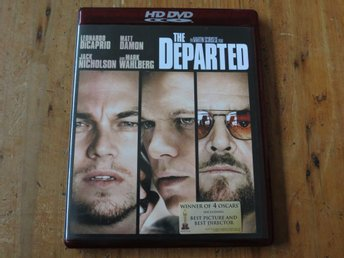 THE DEPARTED (HD DVD) Jack Nicholson