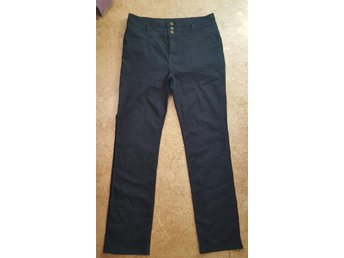 Nya! Jeans med hög midja från Flash strl 44 - Västerås - Nya! Jeans med hög midja från Flash strl 44 - Västerås
