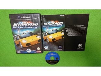 Need for Speed Hot Pursuit 2 KOMPLETT Gamecube Nintendo Game Cube