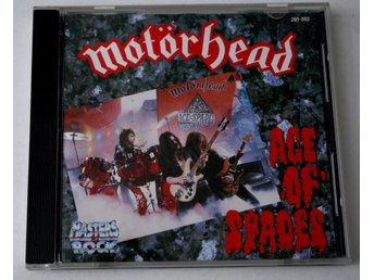 Motörhead / Ace of Spades CD