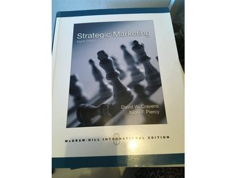 Strategic Marketing (MBA kurs literatur)