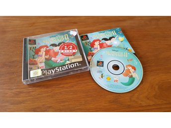 DISNEY THE LITTLE MERMAID II PS1 BEG