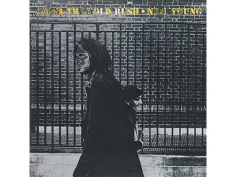 CD -Neil Young ‎– After The Gold Rush