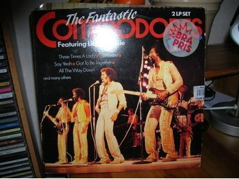 LP SKIVA THE FANTASTIC COMMODORES