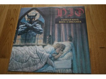 Dio - I Could Have Been A Dreamer 12'' maxi Vertigo 1987