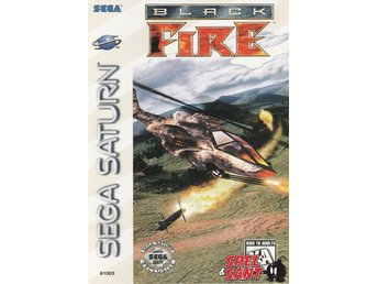 Black Fire (Amerikansk Version)