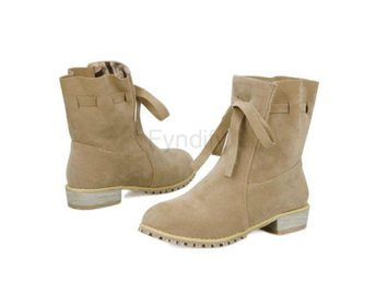 Dam Boots Winter Warm Boot Brand Footwear Shoes ivory 41