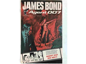 James Bond - Löpnr: 62 VF