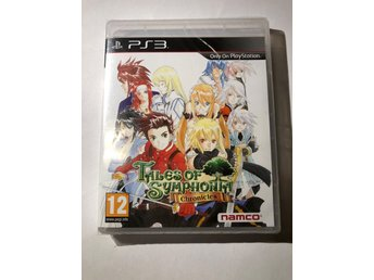 Tales of symphonia Chronicles (Inplastat EUR / PS3)