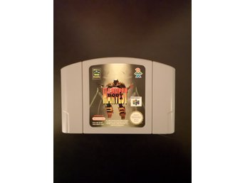 Body Harvest N64 Nintendo 64