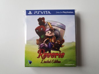 Reverie Limited Edition - PS Vita
