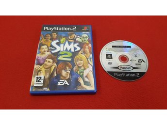 THE SIMS 2 till Sony Playstation 2 PS2