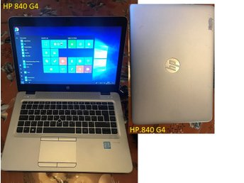 hp.elitebook 840 G4 HP EliteBook 840 G4 Corei5 7200U 2.5Ghz 8GB DDR4 256GB SSD F