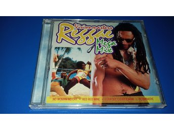 THE VISION MESTERMIXERS - reggae mega mix - (cd)