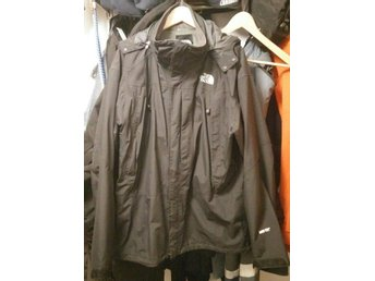 The North Face 3 i ett Triclimate GORETEX skaljacka XXL svart