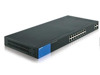 Linksys LGS318 18-port Smart Gigabit Switch