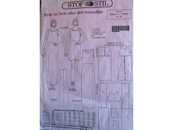 174fdd66851f ᐈ Köp Mönster & beskrivningar hobbymaterial på Tradera • 130 annonser