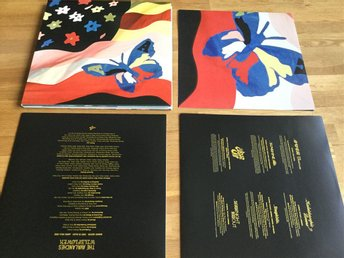 2LP+CD: The Avalanches - Wildflower (2016 deluxe 8 panel gatefold + poster)