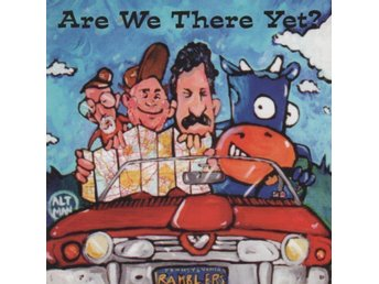 The Lost Ramblers - Are We There Yet? - CD
