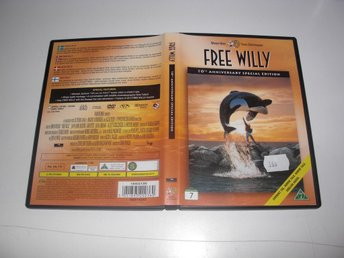 Free Willy - Rädda Willy