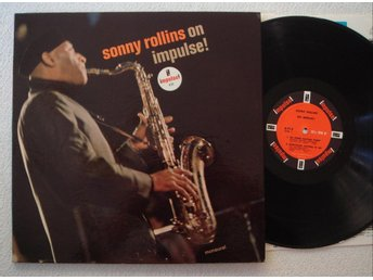 SONNY ROLLINS - On Impulse, US-1966 RVG