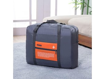 Oxford Cloth Material Large Capacity Travel Luggage Bags Waterproof Folding