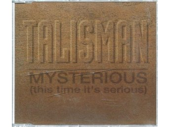 TALISMAN - MYSTERIOUS ( CD MAXI/SINGLE )