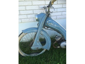 Dkw Hummel moped