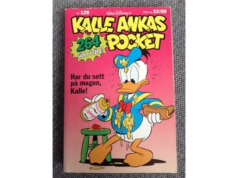 Kalle Ankas pocket nr 128