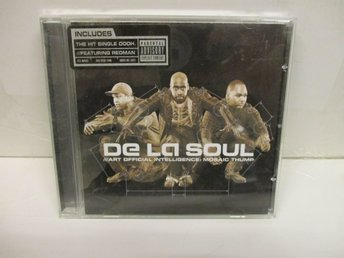 De La Soul - Art Official Intelligence: Mosaic Thump - FINT SKICK!