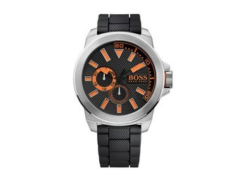 Hugo boss orange New york 50mm 30m chrono 1513011 pris 2398kr