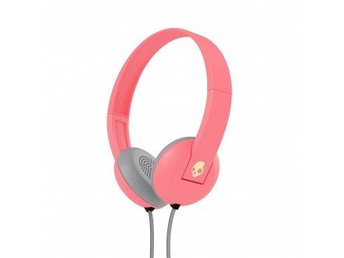 SKULLCANDY Hörlur Uproar Rosa On-Ear TapTech Mic