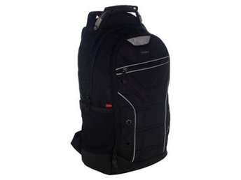 """Javascript är inaktiverat. - Nossebro - Drifter Sport 14"""" Laptop / Tablet Backpack - Black/Grey Padded laptop compartment plus spacious compartments with smart organisation Cushioned air mesh back padding to keep you comfortably cool Clever, compact 18 litre tech backpack with reflec - Nossebro"""