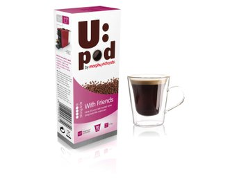 MORPHY RICHARDS Kaffekapslar U:pod Nespresso With Friends