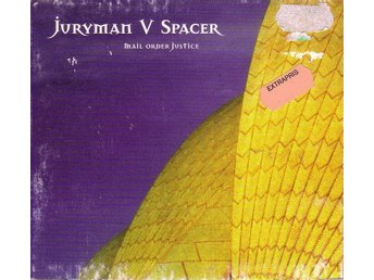 Juryman vs. Spacer-Mail order justice / CD i digipack