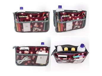 Travel Hanging Wash Bag Toiletry Organizer Ladies Women Make Up Pouch Travel Bag