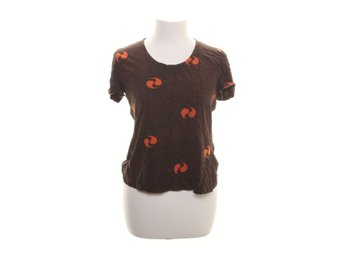 Vamlingbolaget, T-shirt, Strl: L, Brun/Orange