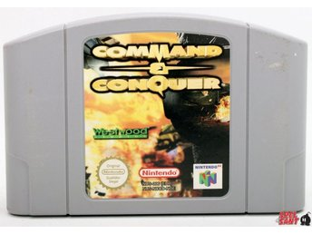 Command & Conquer (Tysk Version/Tysk Text)