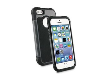 Muvit Anti-Shock Case iPhone 5/5s Svart