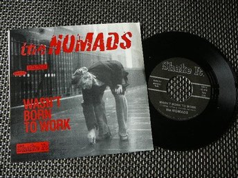 THE NOMADS - SINGEL + PS
