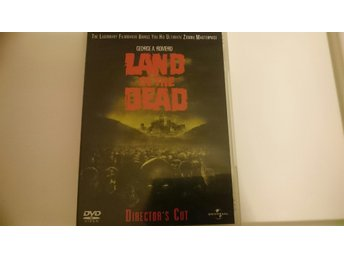 DVD-film. Land of the dead.