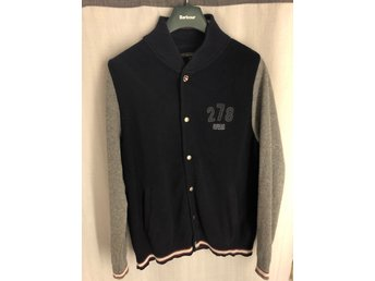 BARBOUR INTERNATIONAL STEVE McQUEEN COLLECTION WOOL SPORTS MENS JACKET LARGE